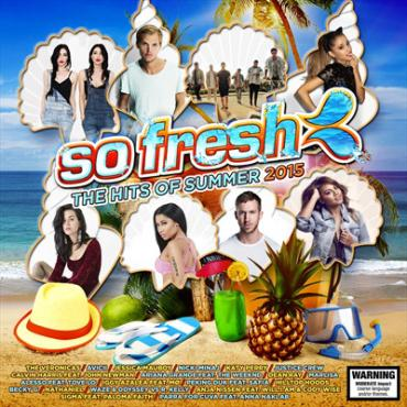So Fresh: The Hits Of Summer 2015 - Various Production