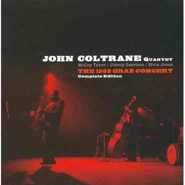 The 1962 Graz Concert (Complete Edition) - The John Coltrane Quartet