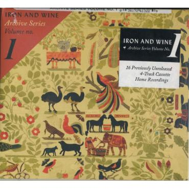 Archive Series Volume No. 1  - Iron And Wine