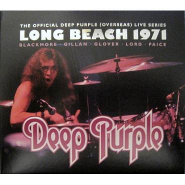 Live In Long Beach 1971 - Deep Purple
