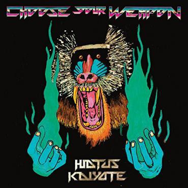 Choose Your Weapon - Hiatus Kaiyote