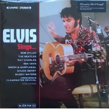 Elvis Sings... - Elvis Presley