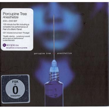 Anesthetize (Live In Tilburg - Oct. 2008) - Porcupine Tree