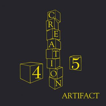 Creation Artifact 45 - The First Ten Singles (1983-1984) - Various Production