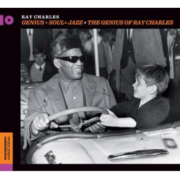 Genius+Soul = Jazz + The Genius of Ray Charles - Ray Charles