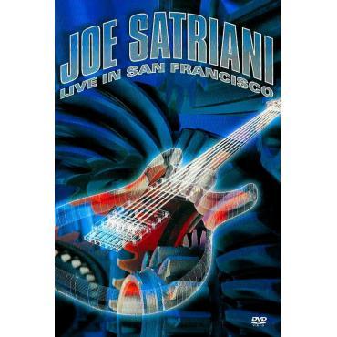 Live In San Francisco - Joe Satriani