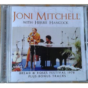 Bread And Roses Festival 1978 - Joni Mitchell
