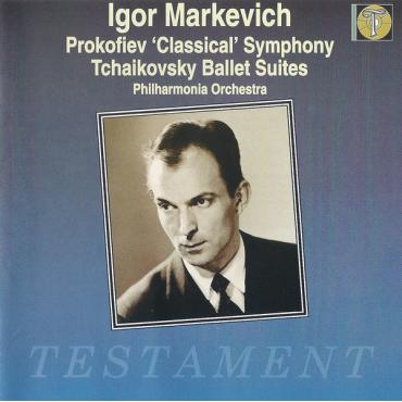 'Classical' Symphony / Ballet Suites - Sergei Prokofiev