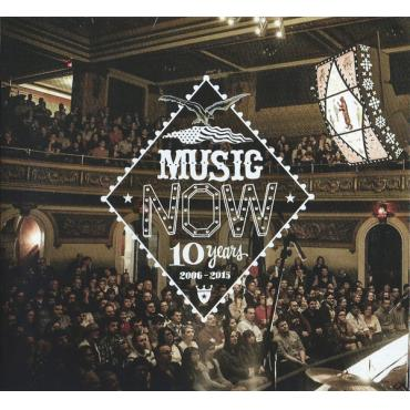MusicNOW 10 Years 2006 - 2015 - Various Production