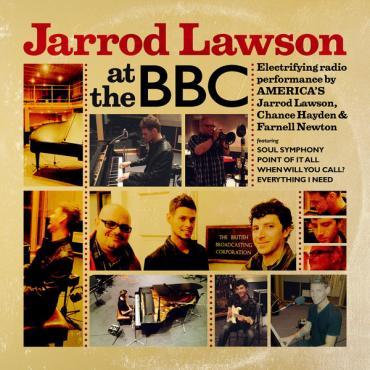 At The BBC - Jarrod Lawson