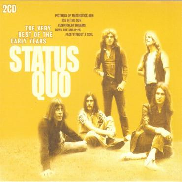 The Very Best Of The Early Years - Status Quo