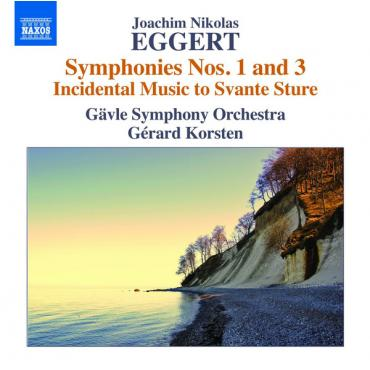Symphonies Nos. 1 & 3, And Incidental Music To Svante Sture - Gérard Korsten - Joachim Nikolas Eggert