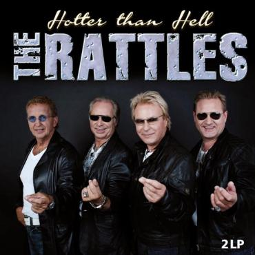Hotter Than Hell - The Rattles