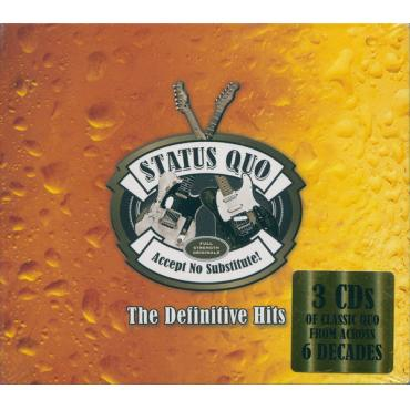 Accept No Substitute! The Definitive Hits - Status Quo