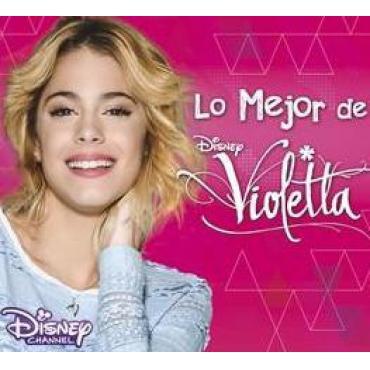 Lo Mejor De Violetta - Violetta