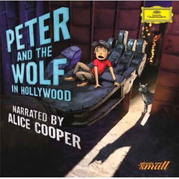 Peter and The Wolf In Hollywood - Alice Cooper