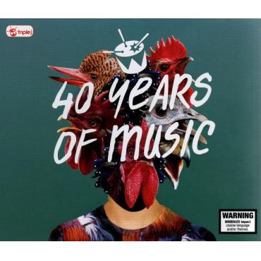 Triple J 40 Years Of Music - Various Production