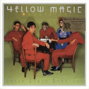Solid State Survivor - Yellow Magic Orchestra