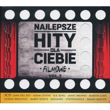 Najlepsze Hity Dla Ciebie - Filmowe Vol.2 - Various Production