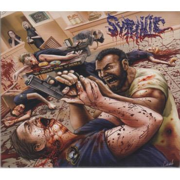 The Indicted States Of America - Syphilic