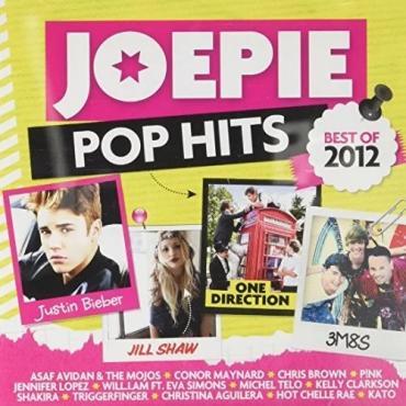 Joepie Pop Hits Best Of 2012 - Various Production