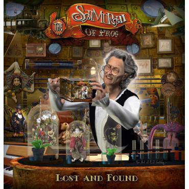Lost And Found  - The Samurai Of Prog
