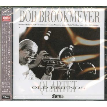 Old Friends  - The Bob Brookmeyer Quartet