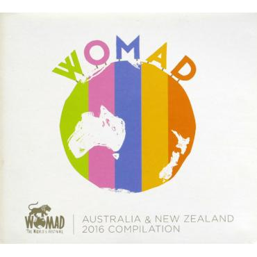 Womad The World's Festival (Australia & New Zealand 2016 Compilation) - Various Production