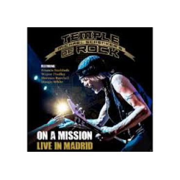 On A Mission - Live In Madrid - Michael Schenker's Temple Of Rock