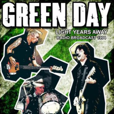 Light Years Away - Green Day