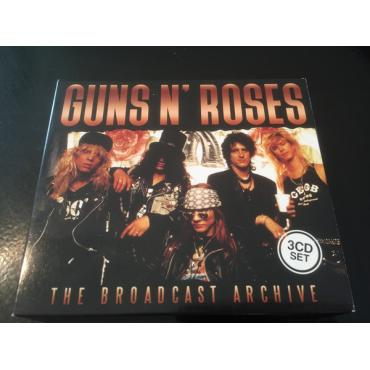 The Broadcast Archive - Guns N' Roses