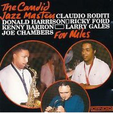 For Miles - The Candid Jazz Masters