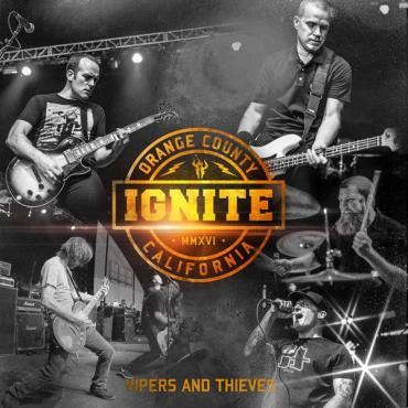 Vipers And Thieves - Ignite