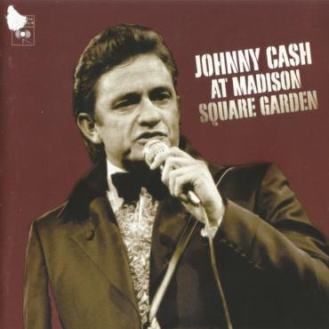 At Madison Square Garden - Johnny Cash