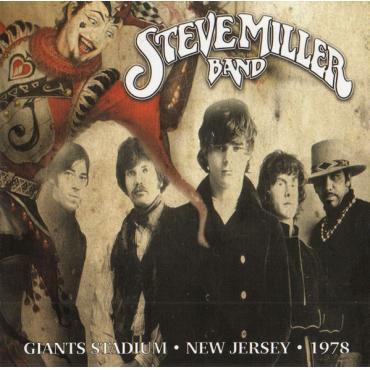 Giants Stadium · New Jersey · 1978 - Steve Miller Band