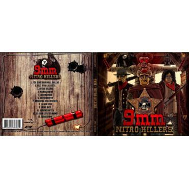 Nitro Killers - Rock Rotten's 9 MM ASSI Rock 'N' Roll