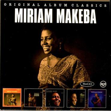 Original Album Classics - Miriam Makeba