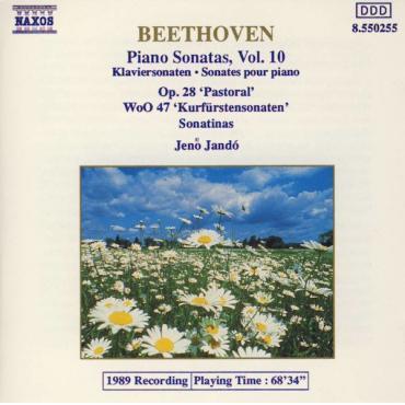 Piano Sonatas, Vol. 10 - Ludwig van Beethoven