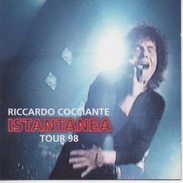 Istantanea Tour 98 - Riccardo Cocciante