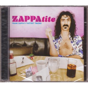 ZAPPAtite (Frank Zappa's Tastiest Tracks) - Frank Zappa