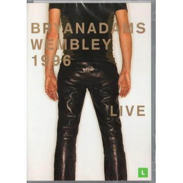 Wembley 1996 Live - Bryan Adams
