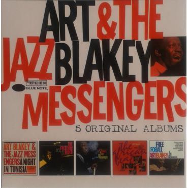 5 Original Albums - Art Blakey & The Jazz Messengers