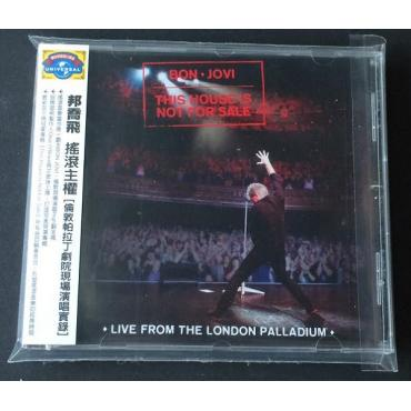 This House Is Not For Sale (Live From The London Palladium) - Bon Jovi