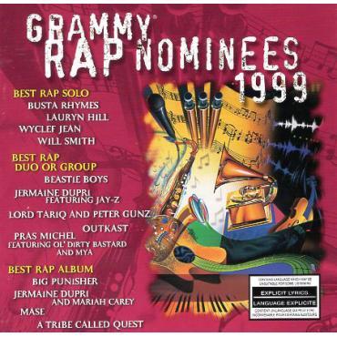 1999 Grammy Rap Nominees - Various Production