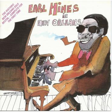 Earl Hines in New Orleans - Earl Hines