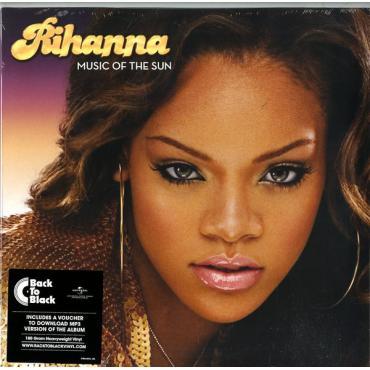Music Of The Sun - Rihanna