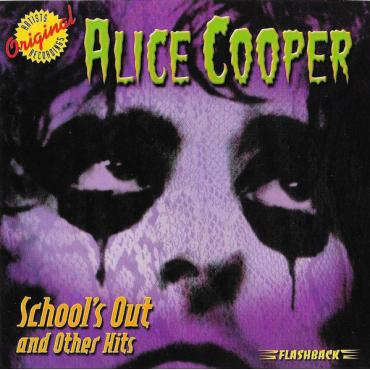 School's Out And Other Hits - Alice Cooper