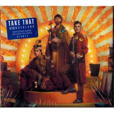 Wonderland - Take That