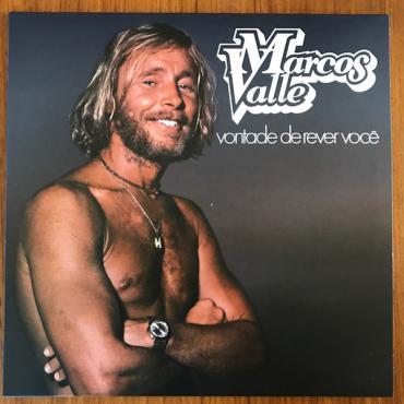 Vontade De Rever Você - Marcos Valle