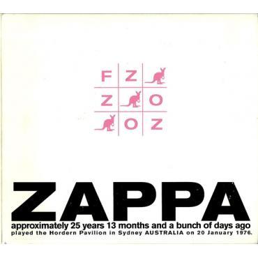 FZ:OZ - Frank Zappa